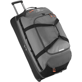 Eagle Creek Expanse Drop Bottom 32 Duffel Bag met Wielen, stone grey